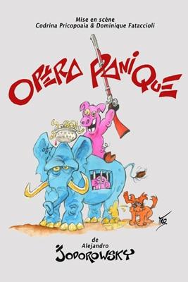 Opéra Panique Site